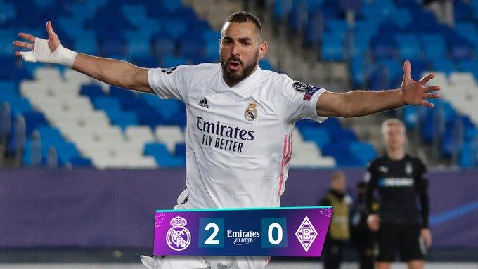 real-madri Real Madrid vence e se classifica na Liga dos Campeões