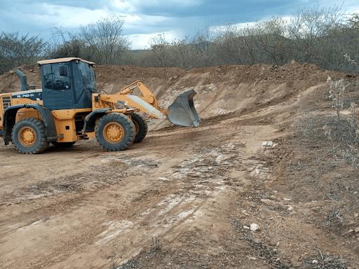 retro-barragem Monteiro conclui recuperação de Barragens na zona rural