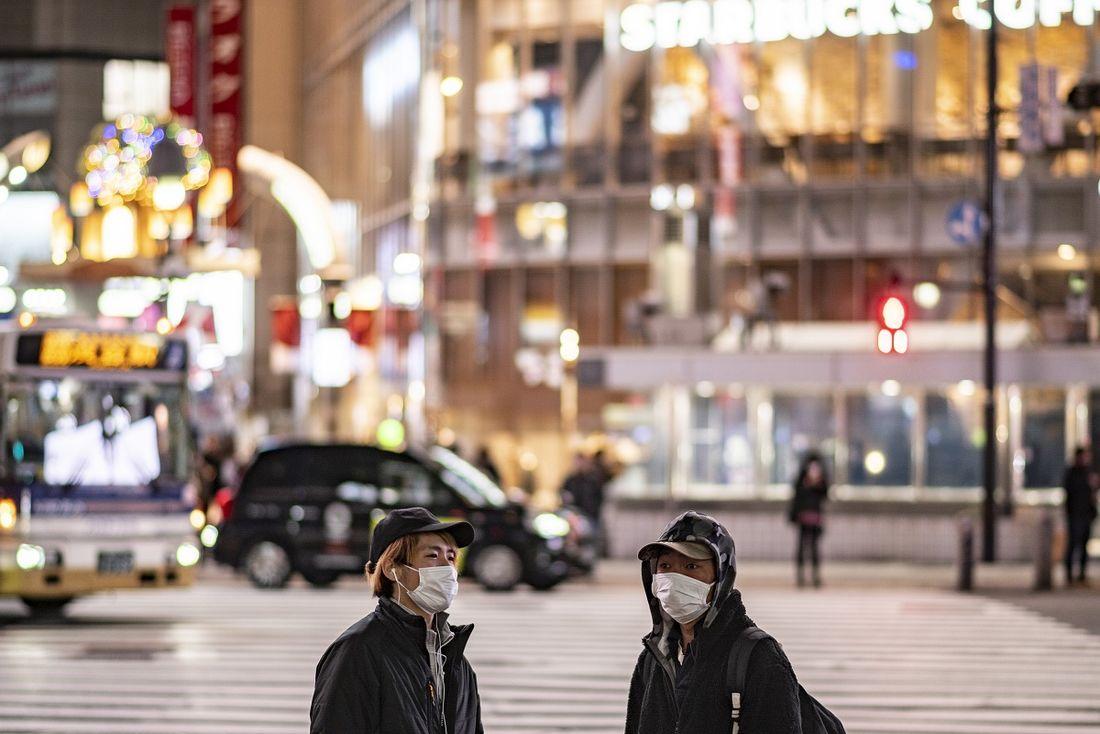 000-8ye2v8 Japão notifica Brasil sobre mutação do coronavírus em quatro viajantes provenientes do Amazonas