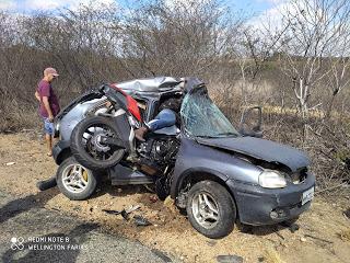 10-45-11-IMG-20210117-WA0099 Delegado Eriberto Paulinho morre durante colisão entre carro e moto na BR-230