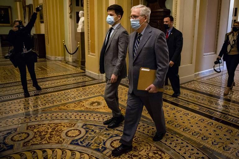 161169546260108566a08fa_1611695462_3x2_md Por margem apertada, Senado dos EUA mantém processo de impeachment de Trump