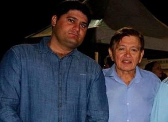 DALYSON Prefeito de Zabelê lamenta morte do deputado João Henrique