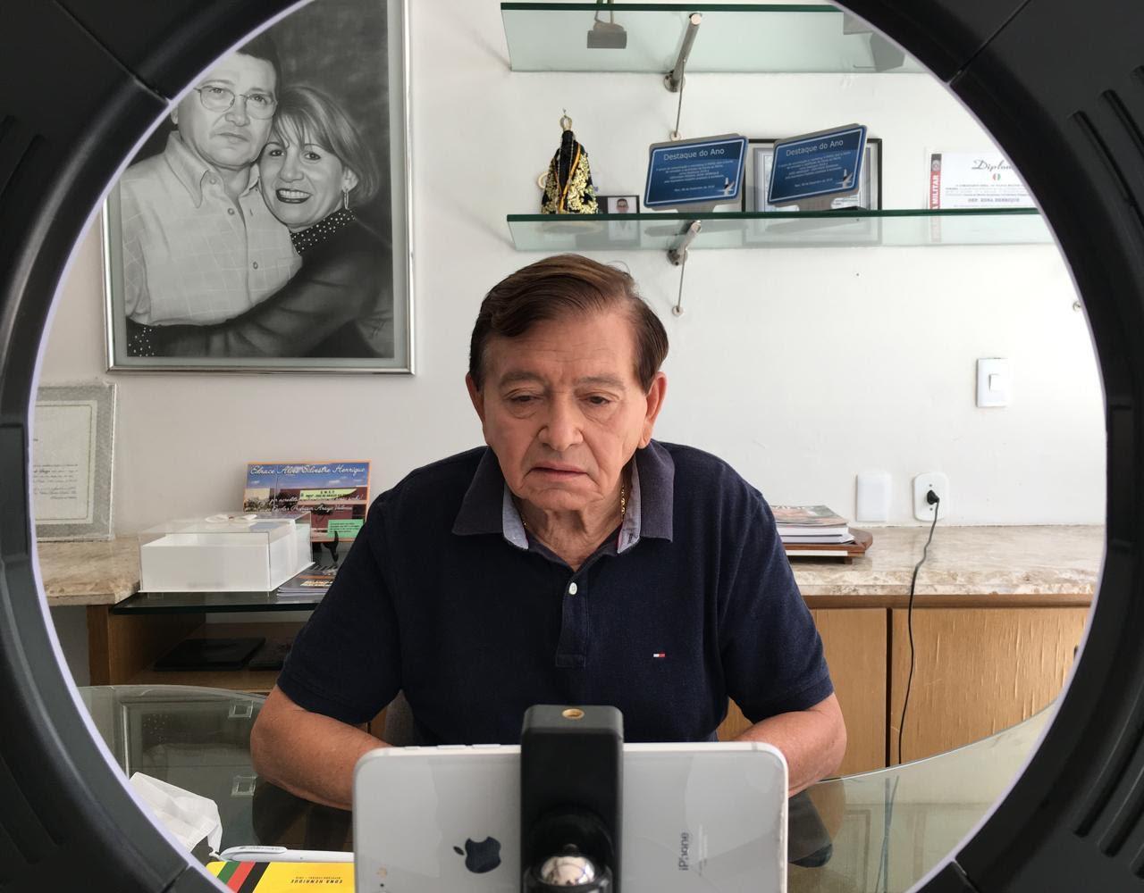Depeputado-Joao-Henrique Assessoria divulga horários de velório e sepultamento do deputado estadual João Henrique