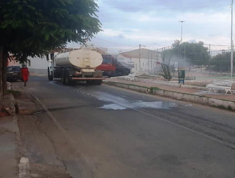 Desinfeccao-Ruas-e-Avenidas4-e1611237157497 Secretaria de Saúde de Monteiro intensifica trabalhos de desinfecção nas ruas e avenidas da cidade