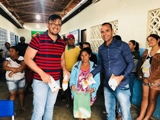 Elisandro-Marcio-Leite-Sao-Joao-do-Tigre Em São João do Tigre: Nova pasta municipal traça metodologias para fortalecer a Economia Interna
