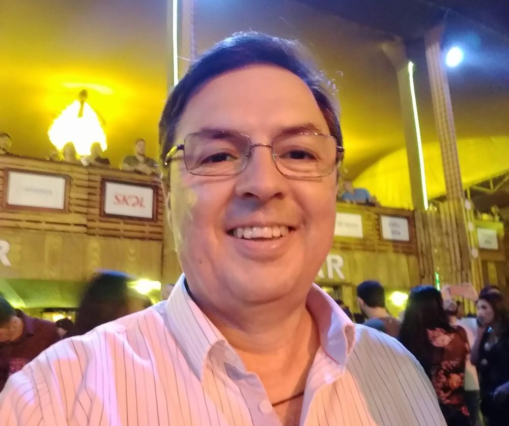 Fernando-Soares Jornalista Fernando Soares morre por complicações da Covid-19, aos 53 anos, em Campina Grande