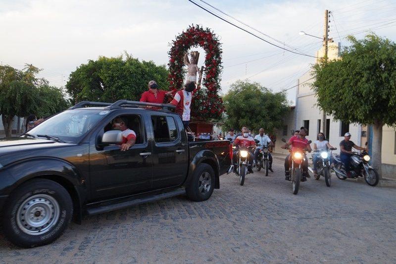 Festa-do-Padroeiro-de-Sao-Sebastiao-do-Umbuzeiro Carreata e Missa encerra a Festa do Padroeiro de São Sebastião do Umbuzeiro