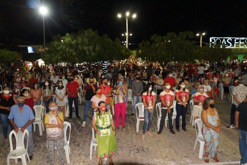 Festa-do-Padroeiro-de-Sao-Sebastiao-do-Umbuzeiro14 Carreata e Missa encerra a Festa do Padroeiro de São Sebastião do Umbuzeiro