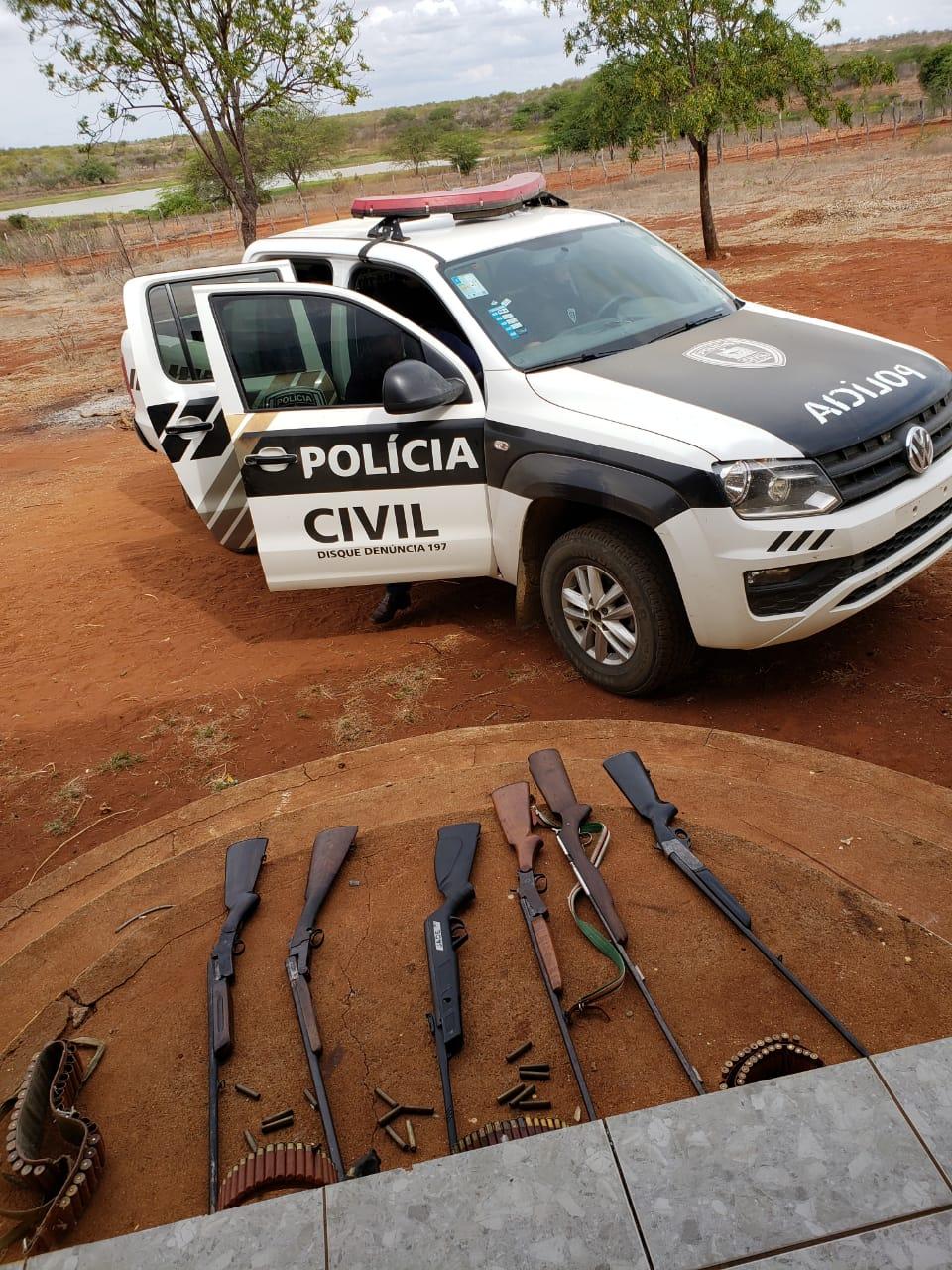 IMG-20210120-WA0108 Polícia apreende armas e munições na zona rural de São João do Cariri