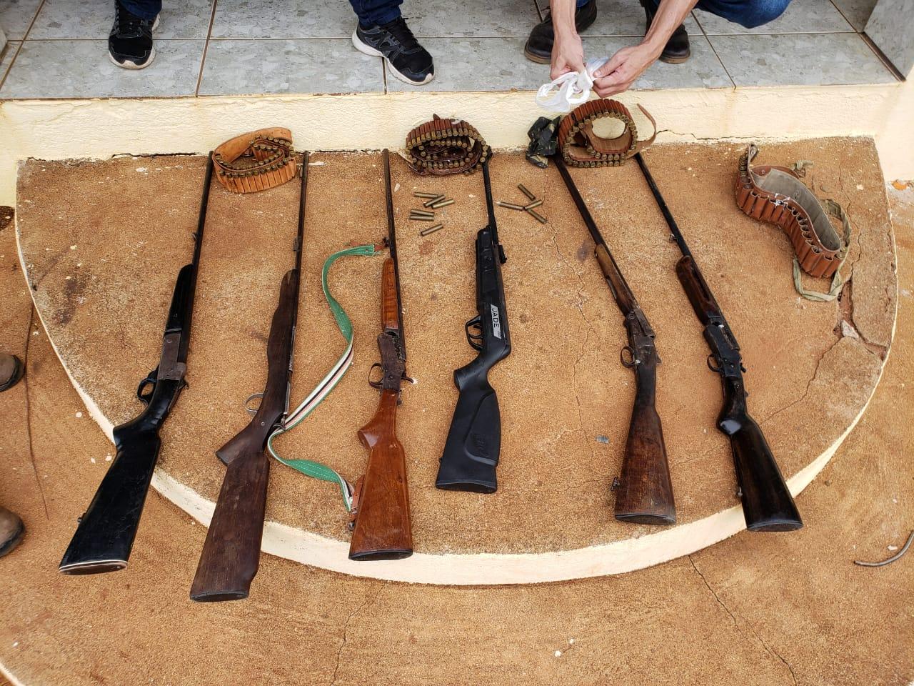 IMG-20210120-WA0109 Polícia apreende armas e munições na zona rural de São João do Cariri