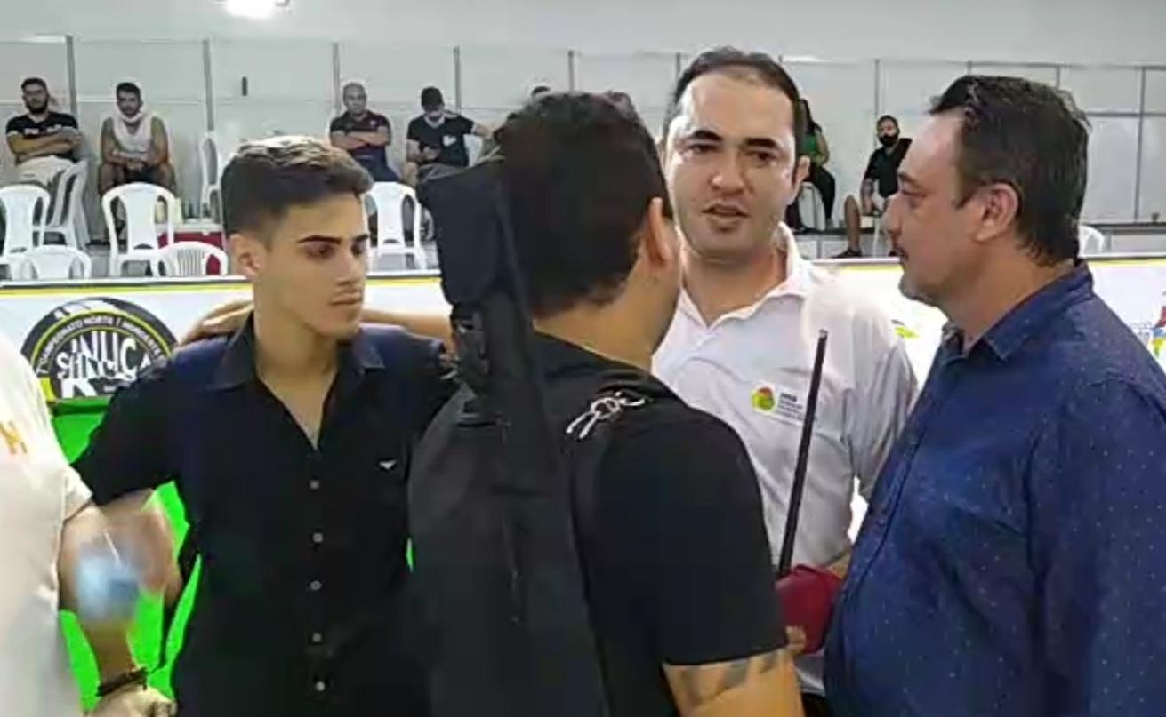 IMG_20210131_202819 Monteirense Eduardo Alexandre é vice-campeão do 7º Campeonato Norte/Nordeste de Sinuca em São Luís no Maranhão