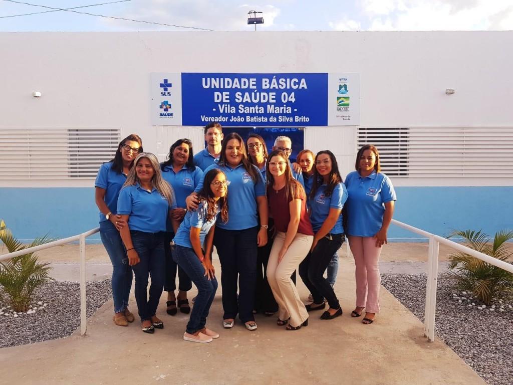 PSF-4-MONTEIRO Equipe do PSF 04 em Monteiro supera meta em realização de exames contra o câncer do colo do útero