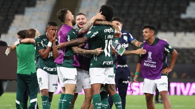 Palmeiras-Santos-libertadores Palmeiras vence o Santos e conquista o bi da Libertadores