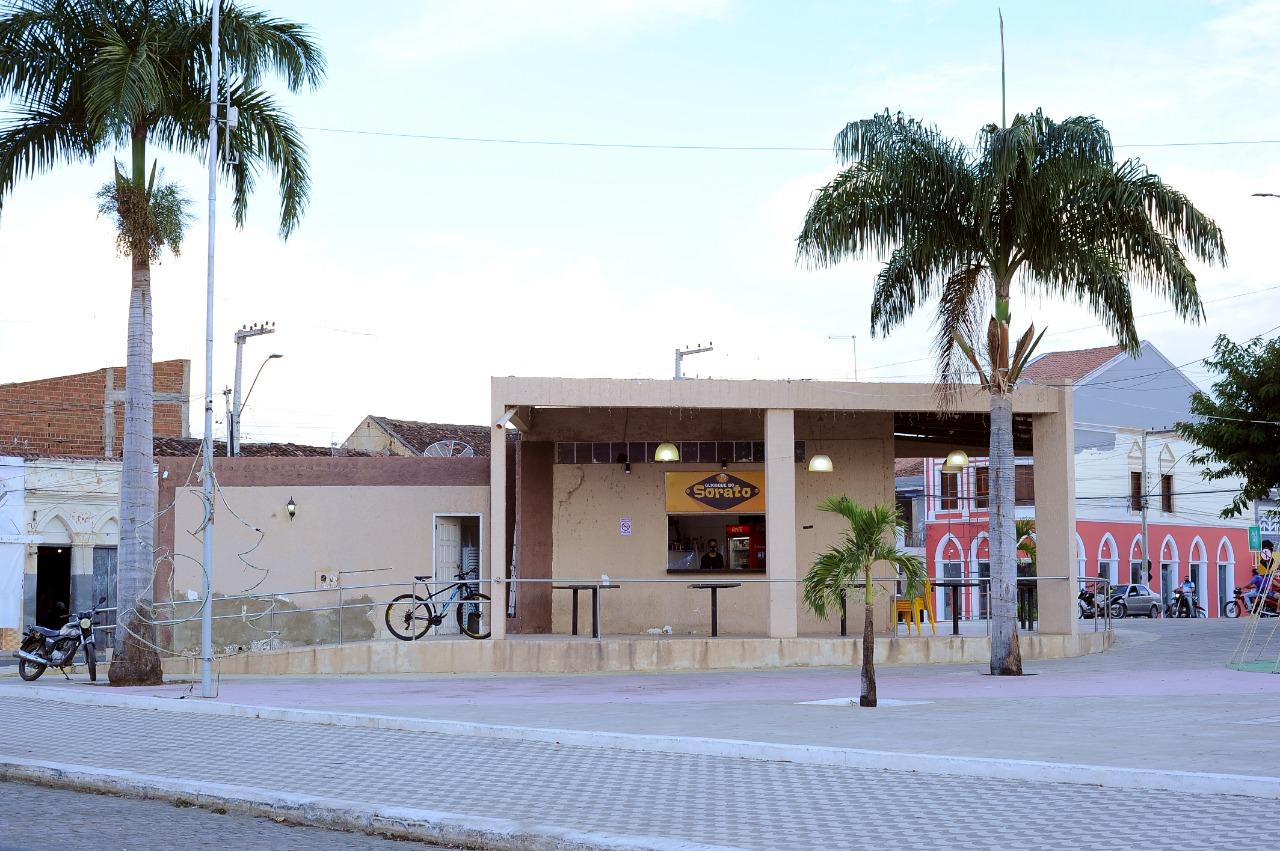 Praca-Joao-Pessoa-4 Prefeitura de Monteiro realiza reforma e modernização em ambientes da Praça João Pessoa