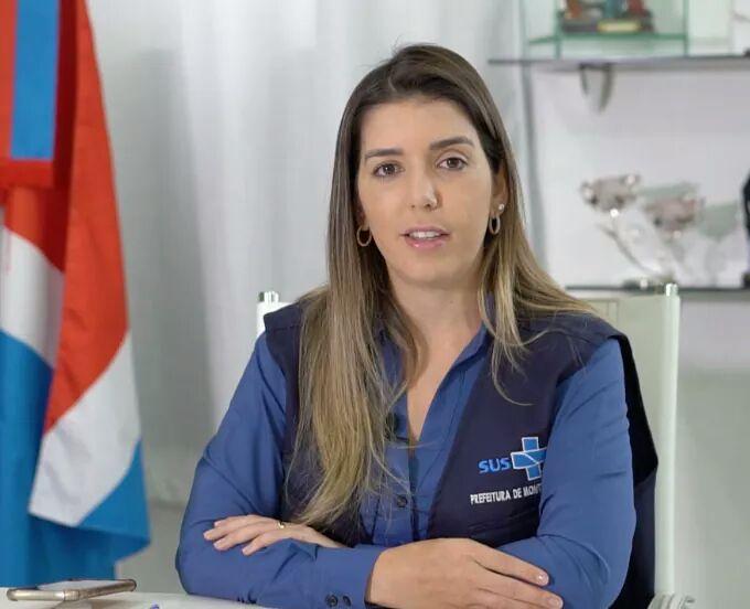 Prefeita-Anna-Lorena-sus Prefeita de Monteiro deverá seguir decreto do Governo do Estado e suspender feriados do carnaval