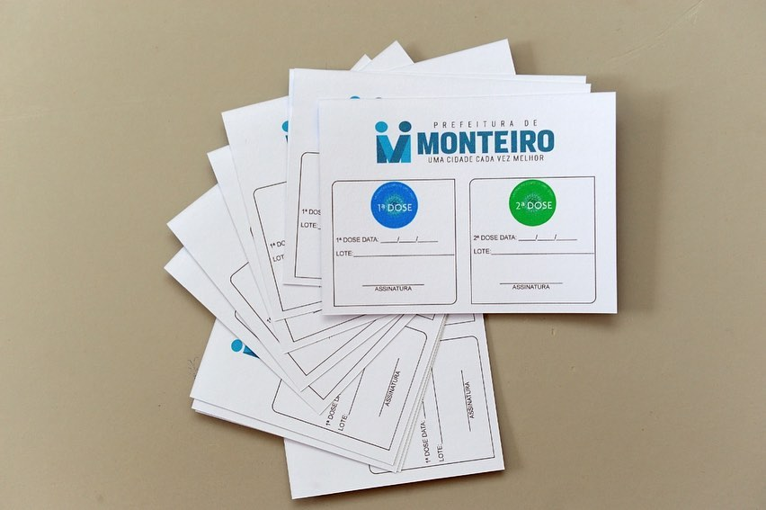 VACINAS-CONTRA-A-COVID-19 Monteiro presta contas ao Ministério Público Federal e estado sobre vacinas contra a Covid-19