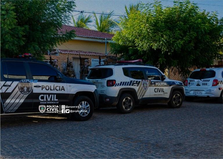 carro-policia-civil-pb Polícia Civil prende três homens suspeitos de matar 15 pessoas na PB