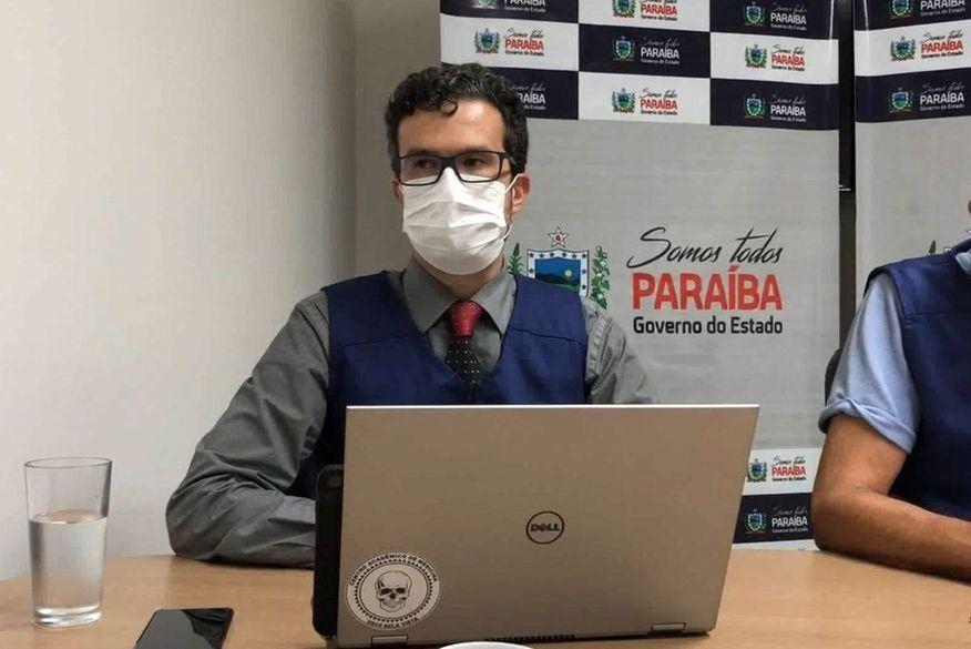 daniel_beltrammi01 ''Não estamos na segunda onda porque nunca saímos da primeira'', diz secretário Daniel Beltrammi sobre pandemia