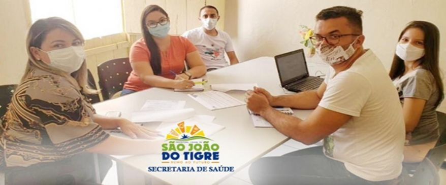 saude-sao-joao-do-tigre Secretaria de Saúde de São João do Tigre anuncia que vacinação contra a Covid-19 terá início nesta quarta-feira