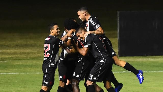 time-vasco Vasco se impõe em São Januário e vence o Atlético-MG