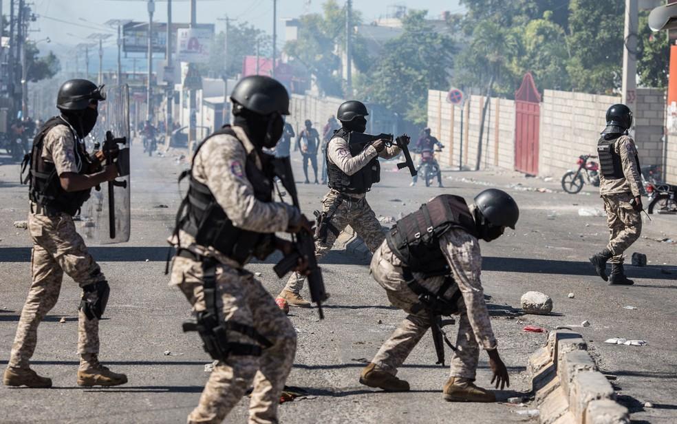 000-92g2tr Governo do Haiti diz ter frustrado tentativa de golpe e assassinato do presidente