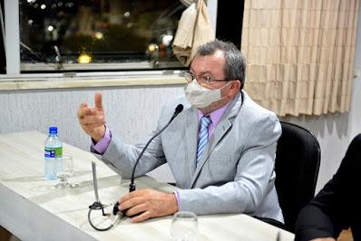 1-BIAO Vereador Bião apresenta requerimentos pedindo ações na zona rural, antes da chegada do inverno, e solicitando providencias sobre as águas da transposição e ajuda aos ribeirinhos da região