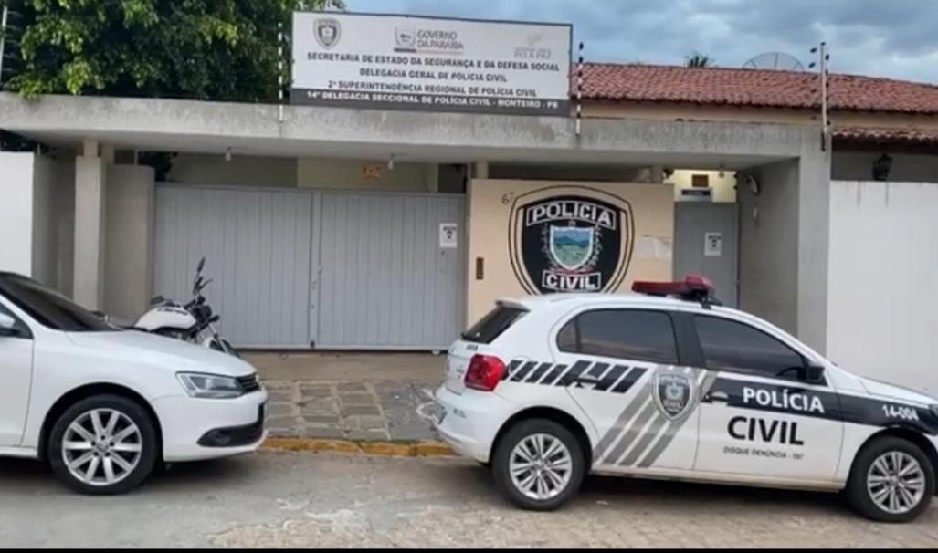 Delegacia-Monteiro Em Sumé: Polícia Civil prende dois suspeitos por tráfico de drogas e duplo homicídio qualificado