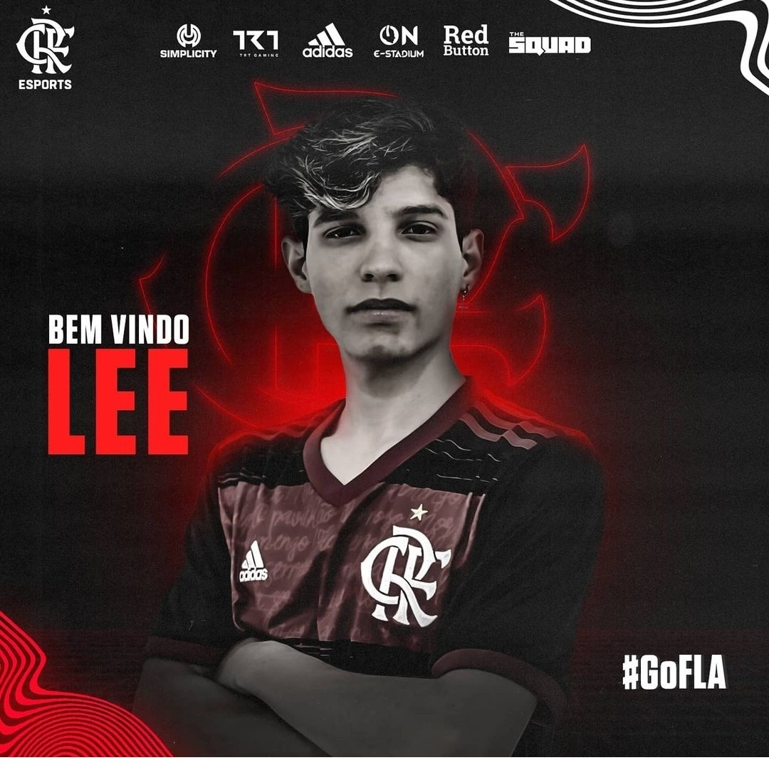 IMG_20210222_223015 Exclusivo: Flamengo anuncia o Monteirense Lee, como reforço para a Liga Brasileira de Free Fire (LBFF).