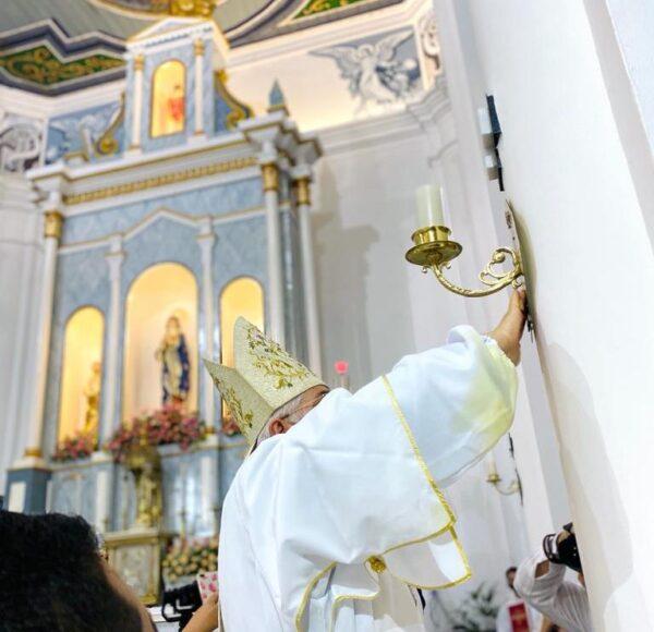 IRO-600x580-1 Bispo de Campina Grande celebra Missa da Dedicação do Altar da Igreja Matriz em Monteiro