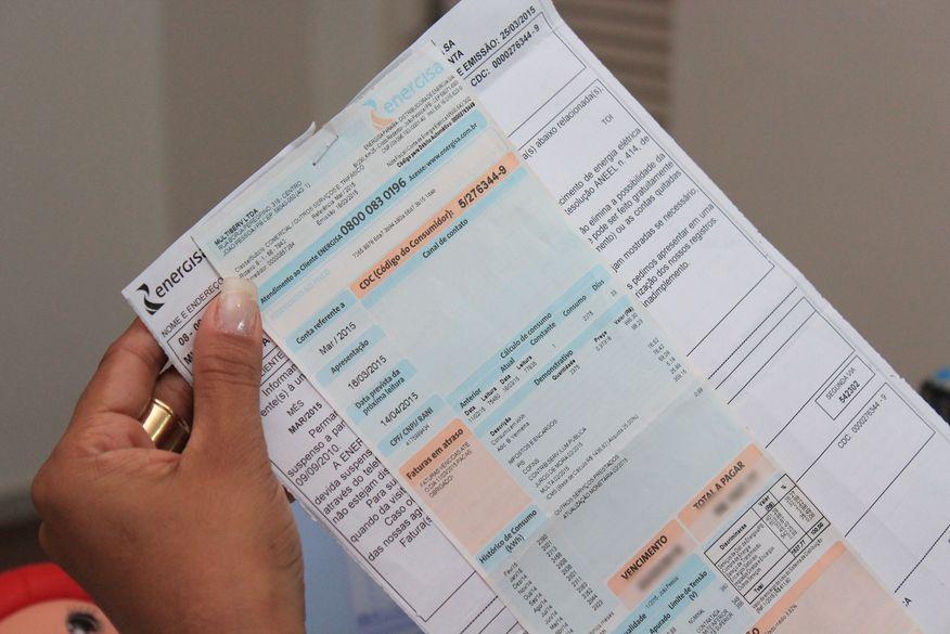 conta_de_energia_foto-walla_santos Contas de energia poderão ser pagas com PIX na Paraíba a partir desta quinta-feira
