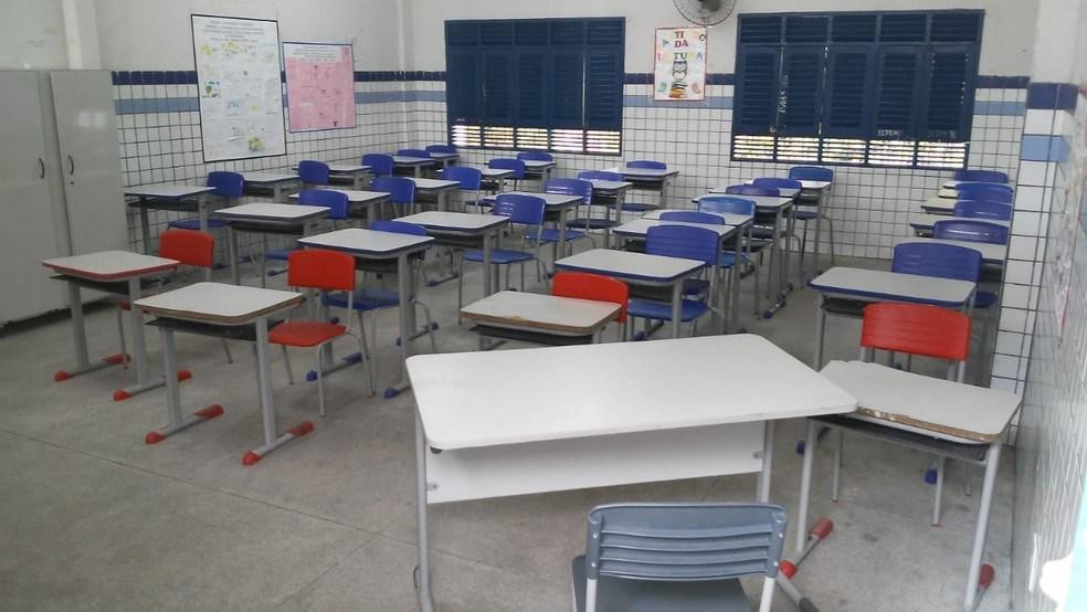 escola-jp Decreto determina que escolas da Paraíba deve ter 30% das aulas realizadas presencialmente