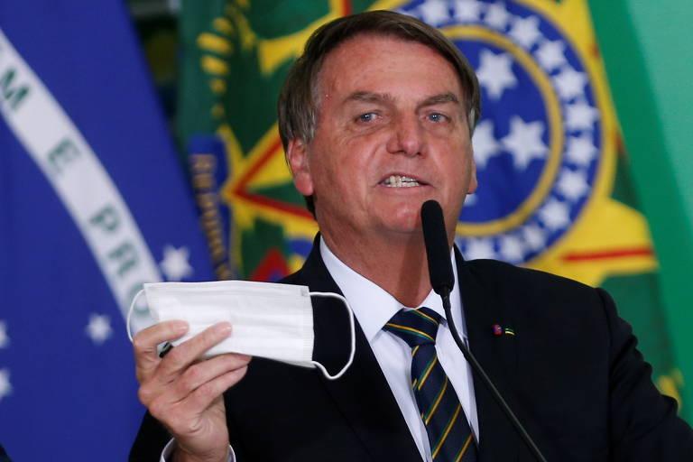 Bolsonaro Senadores apresentam notícia-crime contra Bolsonaro no STF por suposta prevaricação no caso Covaxin