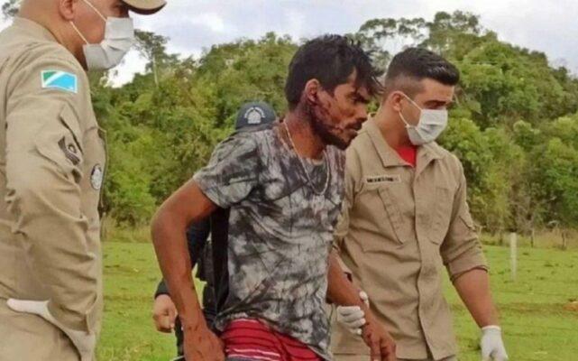 lazaro-2-800x499-1-641x400 Homem é espancado no MS após ser confundido com Lázaro Barbosa