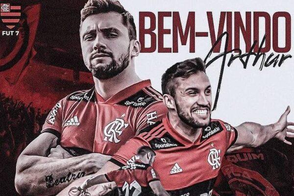 162765932661041c3e6d4ff_1627659326_3x2_md-600x400 Arthur Picoli é contratado pelo Flamengo para jogar futebol society