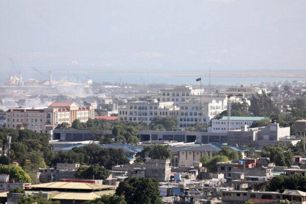 2021-07-07t135039z-363254465-rc2kfo9a3knl-rtrmadp-3-haiti-politics-600x400 Joseph Lambert é declarado presidente interino do Haiti pelo Senado; país pede que EUA e ONU enviem tropas