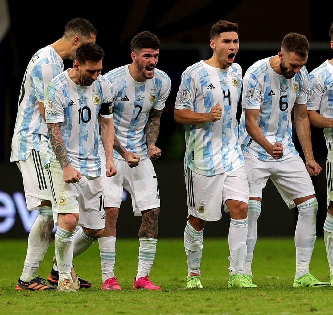 ARGGENTINA Com vitória nos pênaltis, Argentina alcança final da Copa América