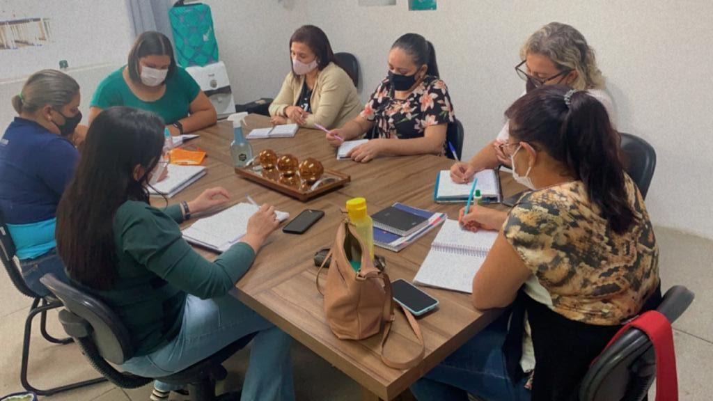 II-Semestre-Rede-Municipal-2-rotated Secretaria Municipal de Educação de Monteiro discute plano de ações a ser implantado a partir deste segundo semestre na Rede Municipa