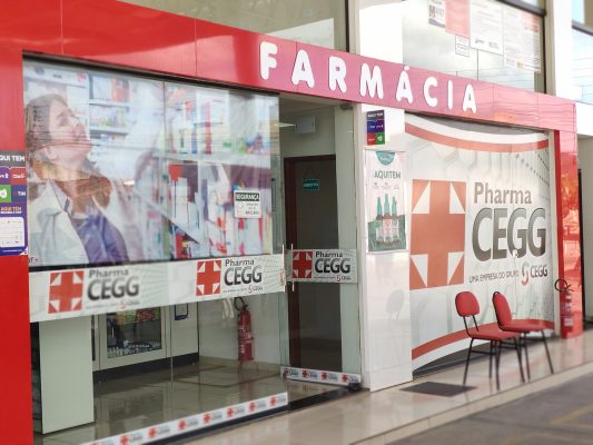 PharmaCEGG Em Monteiro: PharmaCegg correspondente Bancário Santander.