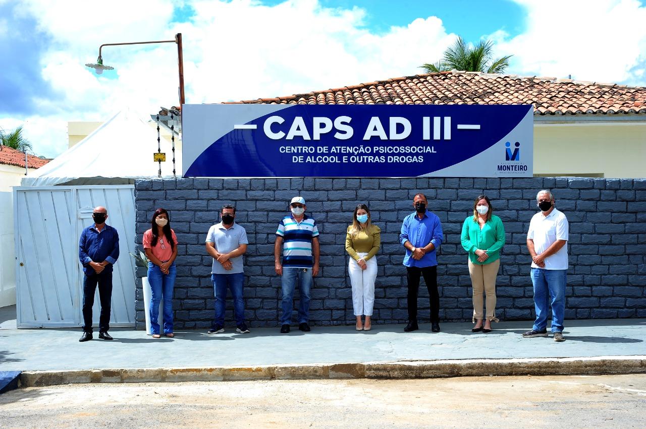 Secretaria-de-Saude-de-Monteiro-apresenta-novas-instalacoes-do-CAP-AD-III-6 Secretaria de Saúde de Monteiro apresenta novas instalações do CAP AD III