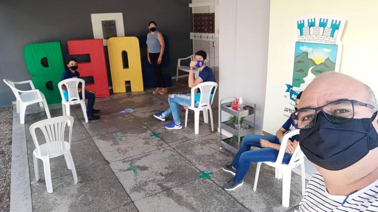 Simulado-SAEB-SEDUC-PMM05 Rede Municipal de ensino de Monteiro promove aplicação de simulados preparatórios para o SAEB