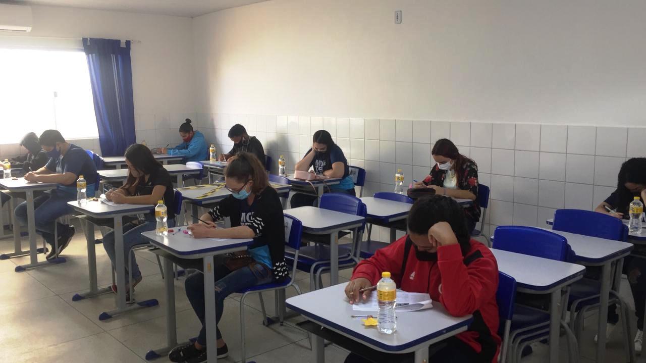 Simulado-SAEB-SEDUC-PMM08 Rede Municipal de ensino de Monteiro promove aplicação de simulados preparatórios para o SAEB
