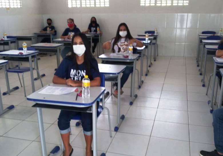 Simulado-SAEB-SEDUC-PMM11 Rede Municipal de ensino de Monteiro promove aplicação de simulados preparatórios para o SAEB