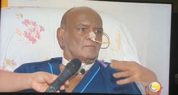 edson-queiroz Empresário monteirense que passou 202 dias internado com covid-19 se recupera bem em tratamento domiciliar