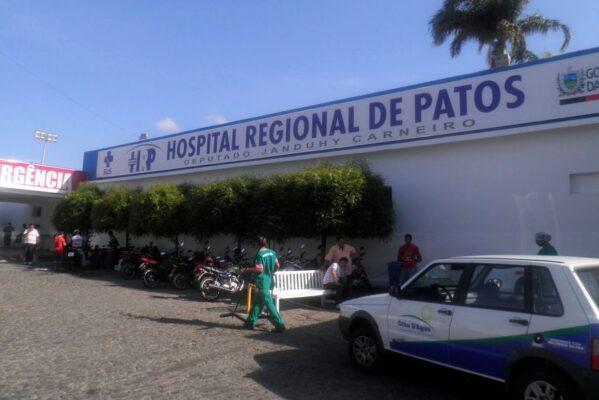 hospital_regional_de_patos-599x400 Patos não registra mortes por covid-19 há uma semana