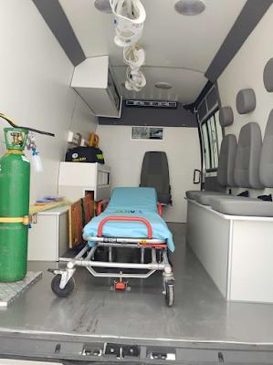 image-3-1 Ambulâncias de São João do Tigre estão equipadas com medicamentos e equipamentos necessários