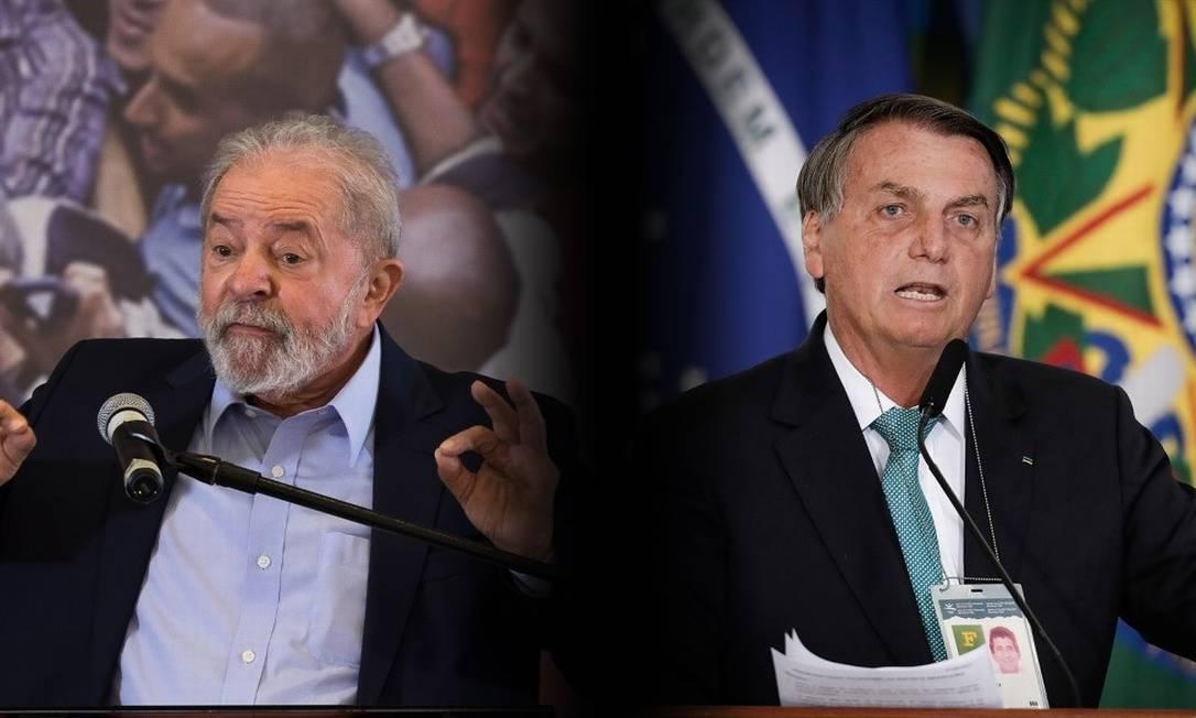 lulaxbolsonaro. Datafolha: Lula amplia vantagem sobre Bolsonaro para 2022 e marca 58% a 31% no 2º turno