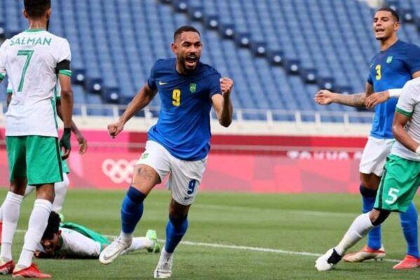 matheus_cunha-599x400 Com gol do paraibano Matheus Cunha, Brasil vence Arábia Saudita nas Olimpíadas de Tóquio