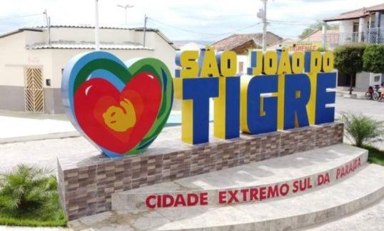 """sao-joao-do-tigre-1 Secretário de Saúde de São João do Tigre informa que o município passará a contar com serviços de eletrocardiogramas: """"Seguimos aprimorando nossos serviços de saúde"""""""
