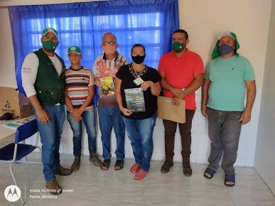 z2 Prefeitura de São João do Tigre oferece curso sobre o cultivo de palma forrageira em parceria com o SENAR-PB