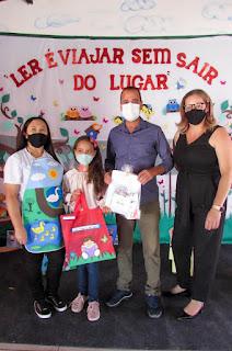 1. Prefeito de São João do Tigre participa de eventos alusivos ao mês da juventude, dia dos pais e dia dos estudantes